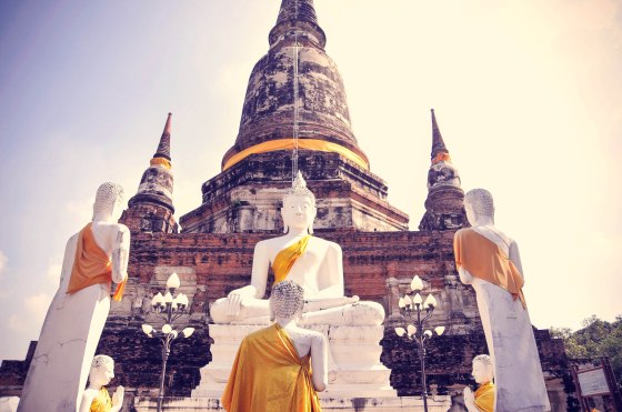 Thailand: Bangkok & Ayutthaya.